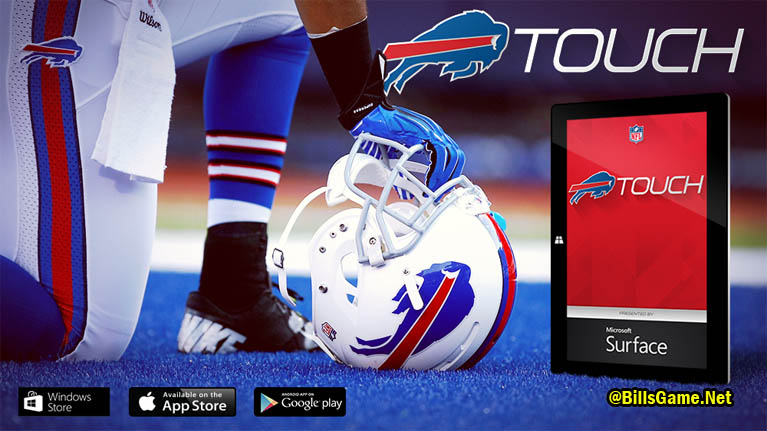 Buffalo Bills Mobile Apps