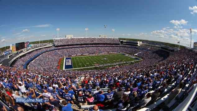 Buffalo Bills Home Stadium