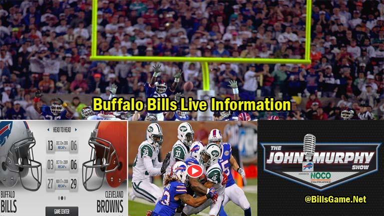 Buffalo Bills GameLive