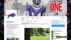 Buffalo Bills Official Twitter Fans 2017