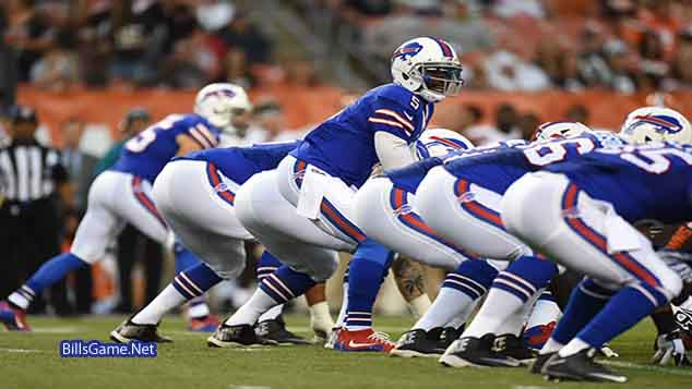 Players of Buffalo Bills 2015 Roster