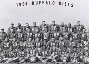 The Buffalo Bills Football Game History