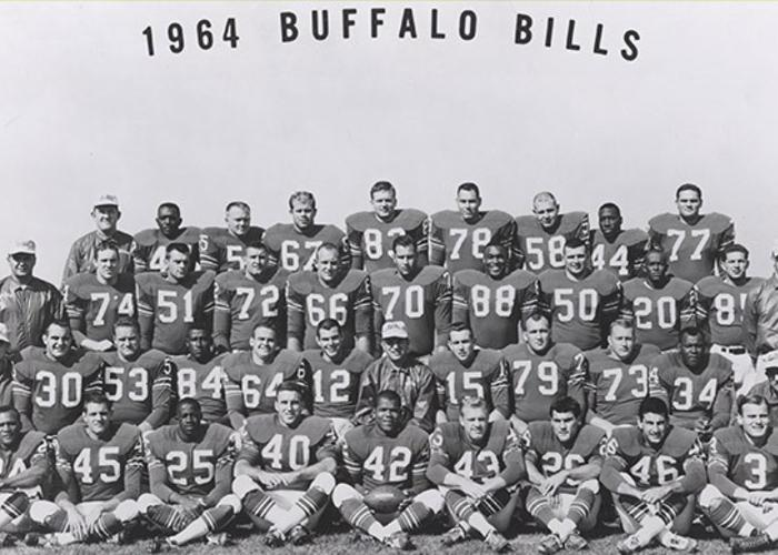 Buffalo Bills Game History