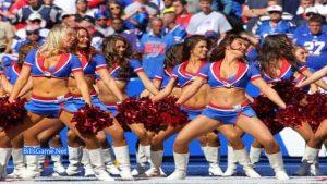 Buffalo bills Beautiful Cheerleaders 2016