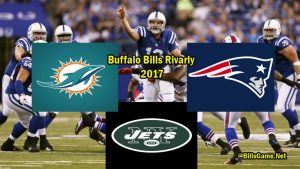 Buffalo Bills Rivarly 2017