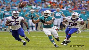 Miami Dolphins vs Buffalo Bills Rivalry