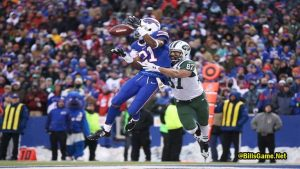 New York Jets vs. Buffalo Bills Rivalry