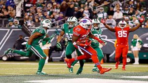 Buffalo Bills vs New York Jets Game 2017 Week 1