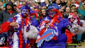 Buffalo Bills Fans 2017