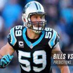 Bills v Panthers NFL 2018 Preseason