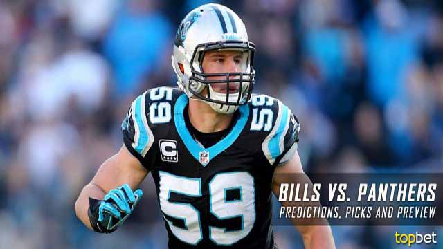 Bills v Panthers NFL 2018 Preseason